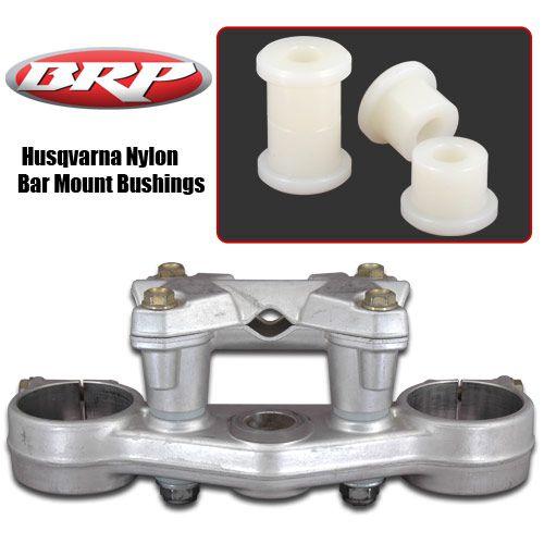 93-09 BRP Husqvarna Nylon Bar Mount Bushings (BMI-1007)