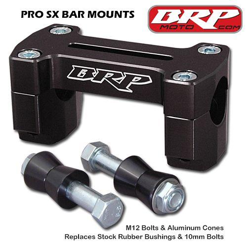 BRP PRO/SX SOLID BAR MOUNTS 16-20 KTM 125-450 SX/SXF/XC/XCF