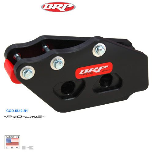 BRP Frictionless Chain Guide Block 03-06 YZ 250F/450F CGD-9205-B1