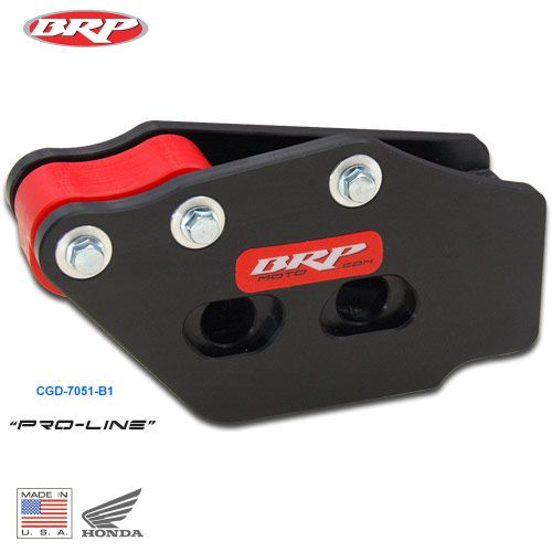 "BRP ""Pro-Line"" Chain Guide Block 98-06 WR250-450 CGD-9205-B1"