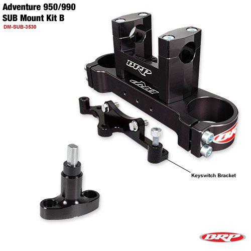 BRP SUB Mount DM-SUB Kit B 03-13 KTM Adventure 950/990