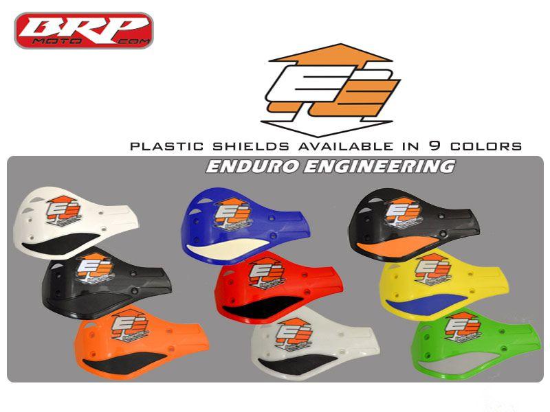 Enduro Eng. Plastics Shields (51-12#)