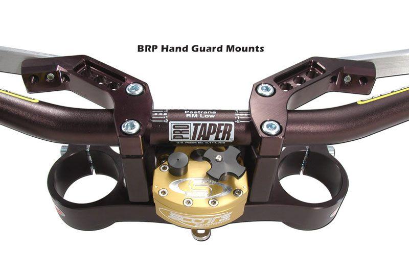 BRP Hand Guard Mounts, Dirt Bike Hand Guards