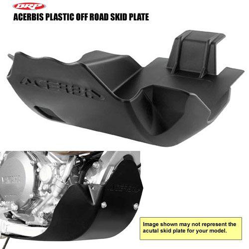 Acerbis OFF ROAD Plastic Skid Plate 07-08 KLX 450 (ACE-212568)