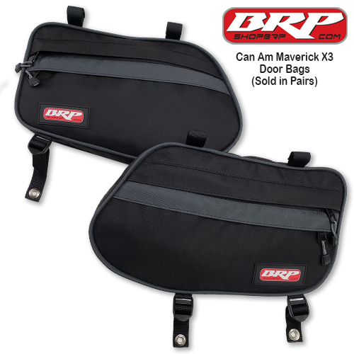 Can-Am Maverick X3 Door Bags, Can-Am X3 Door Bags