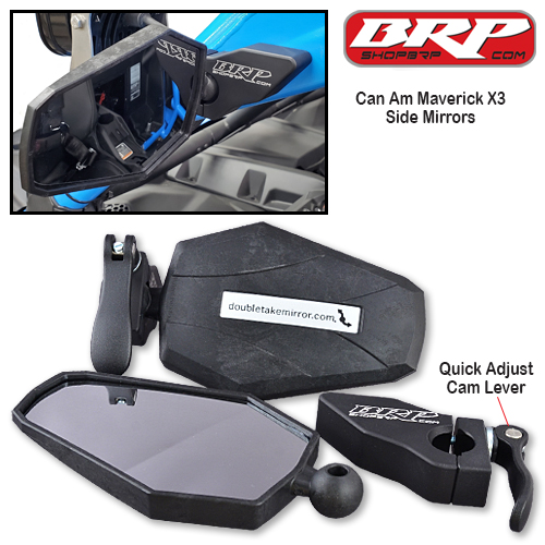 Can-Am Maverick X3 Mirrors | Can-Am X3 Mirrors