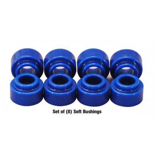 BRP RUBBER SUB MOUNT REPLACEMENT BLUE SOFT BUSHINGS