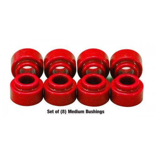 BRP RUBBER MTD SUB MOUNT REPLACEMENT RED MEDIUM BUSHINGS