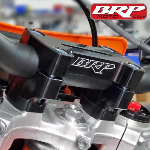 BRP KTM OEM REPLACEMENT BAR MOUNTS 06-20 KTM 125-530