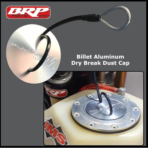 Billet Dry Break Receiver Dust Cap
