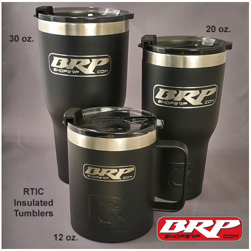 BRP RTIC Tumbler Drink Cup