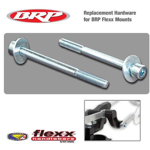BRP Flexx Mounts - Replacement Hardware (M8X90-KIT)