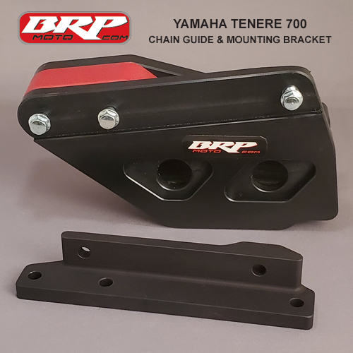BRP Chain Guide & Mounting Bracket